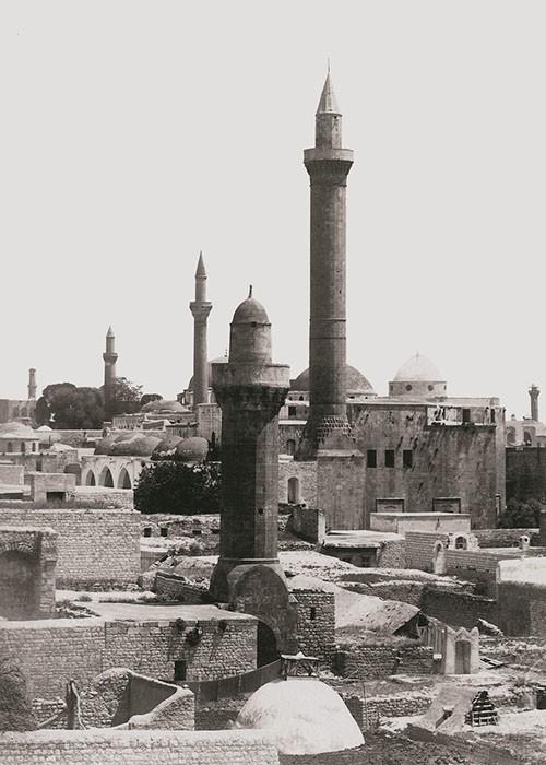 Aleppo, 1899